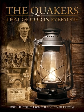 Poster of Quakers: That of God in Everyone