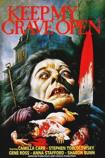 Poster of Keep My Grave Open