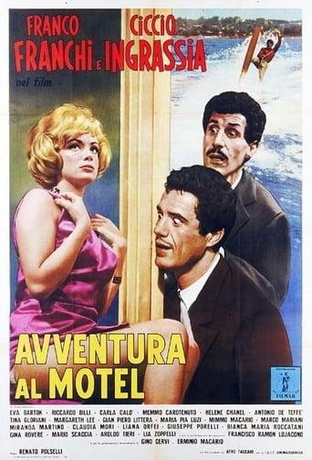 Poster of Avventura al motel