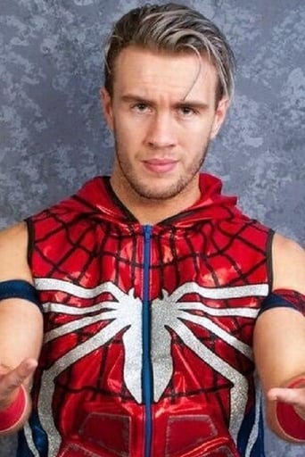 Image of William Peter Charles Ospreay