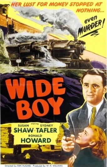 Poster of Wide Boy