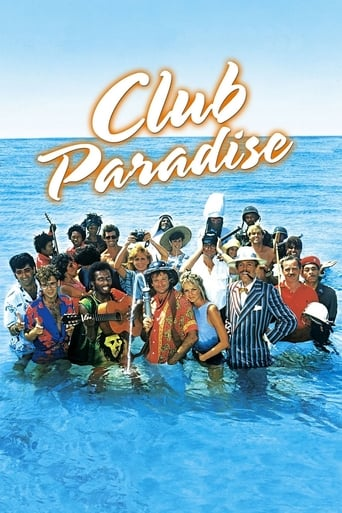 Poster of Club Paradise