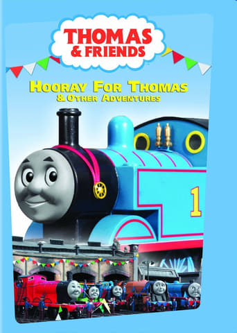Poster of Thomas & Friends: Hooray For Thomas & Other Adventures