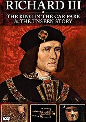Poster of Richard III: The Unseen Story