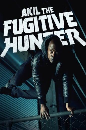 Poster of Akil the Fugitive Hunter