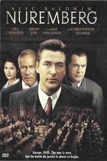 Poster of Los juicios de Nuremberg