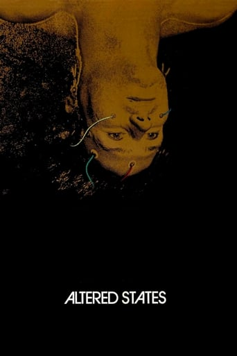 Poster of Altered States