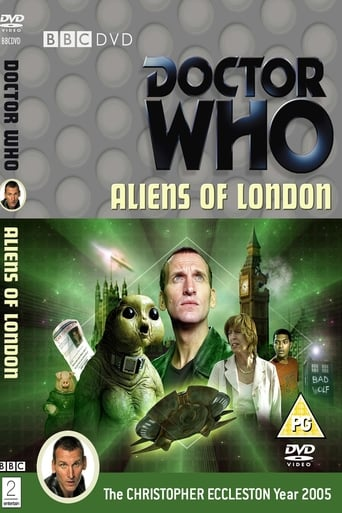 Poster of Doctor Who: Aliens of London