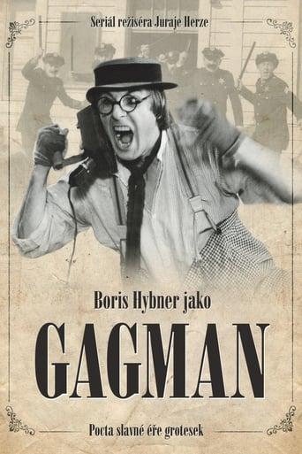 Poster of Gagman