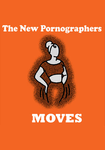 Poster of Moves: The Rise and Rise of the New Pornographers