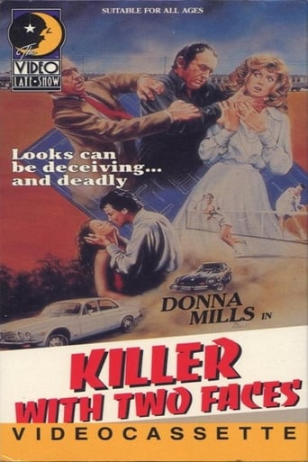 Poster of A Killer With Two Faces