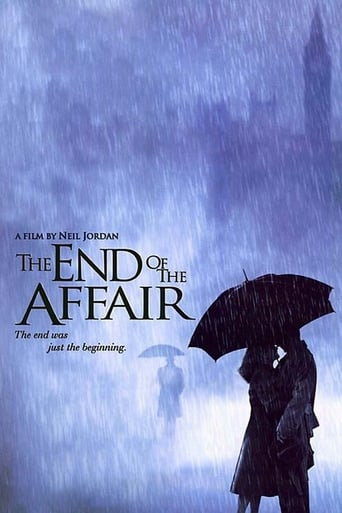 Poster of The End of the Affair