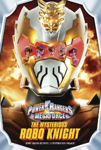 Poster of Power Rangers Megaforce: The Mysterious Robo Knight Vol. 2