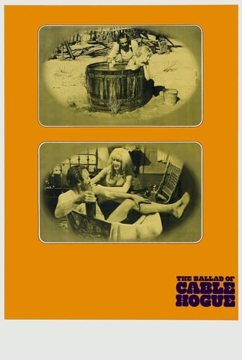 Poster of The Ballad of Cable Hogue