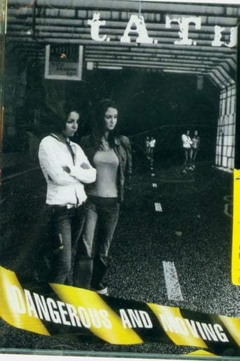 Poster of Tatu - Dangerous and Moving Bonus DVD