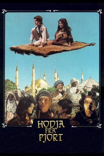 Poster of Hodja from Pjort