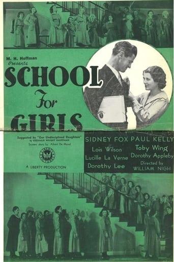 Poster of School for Girls