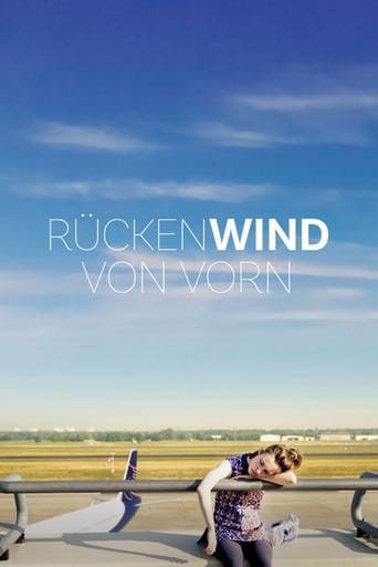 Filmplakat von Rückenwind von vorn