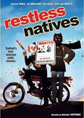 Poster of Restless Natives
