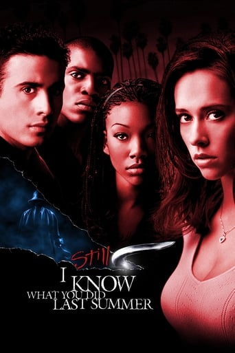 Poster of I Still Know What You Did Last Summer