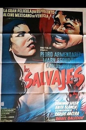 Poster of Los salvajes