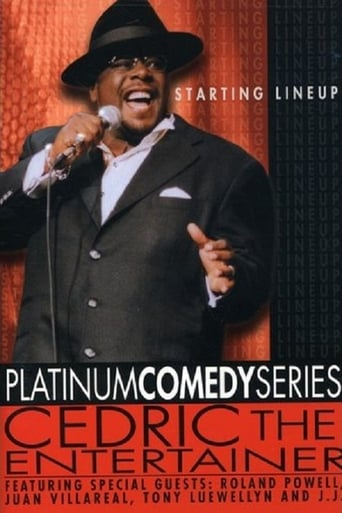Poster of Cedric the Entertainer: Starting Lineup