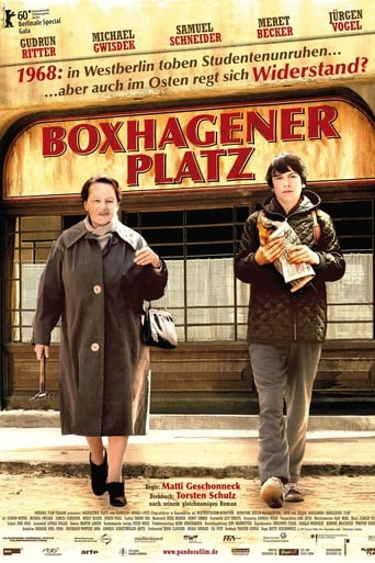 Filmplakat von Boxhagener Platz