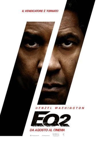 Poster of The Equalizer 2 - Senza Perdono