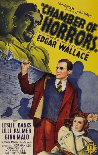 Poster of The Door with Seven Locks