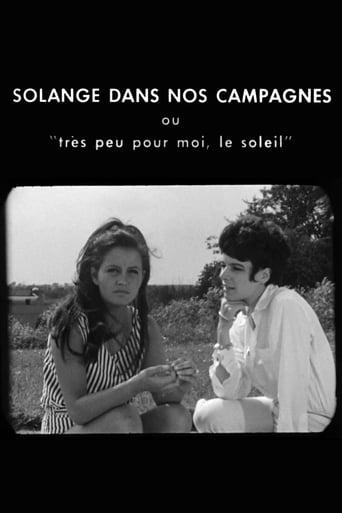 Poster of Solange dans nos campagnes