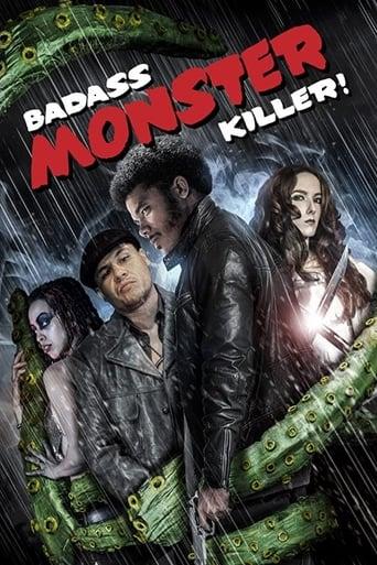 Poster of Badass Monster Killer
