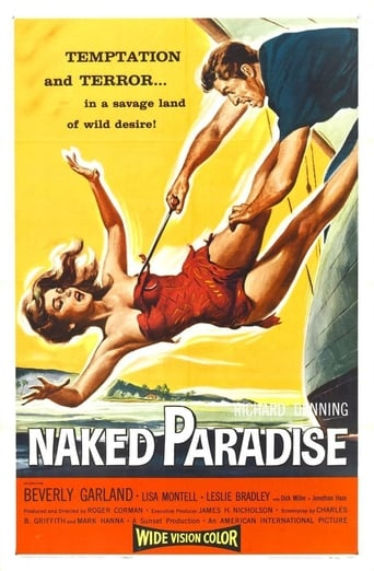 Poster of Naked Paradise