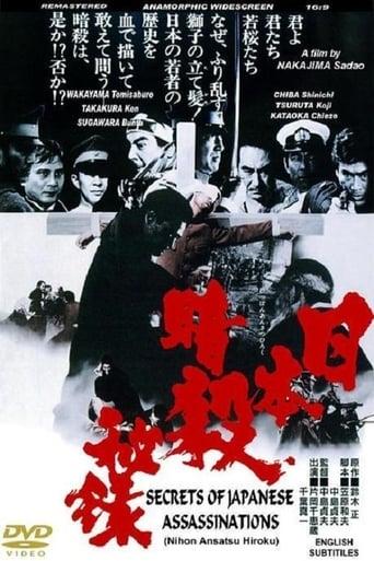 Poster of Memoir of Japanese Assassinations