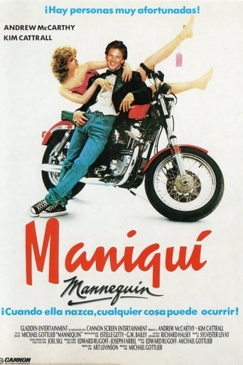 Poster of Maniquí