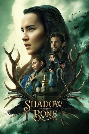 Poster of Shadow and Bone