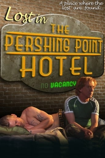 Poster of Lost in the Pershing Point Hotel