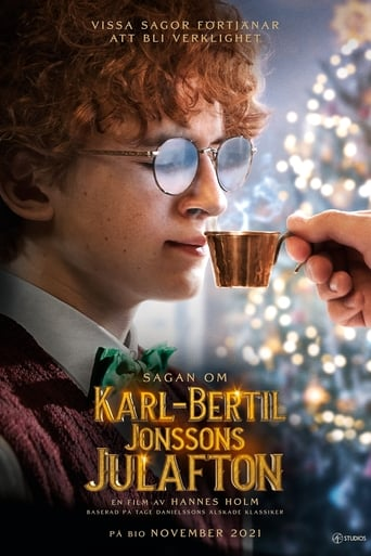 Poster of Sagan om Karl-Bertil Jonssons julafton