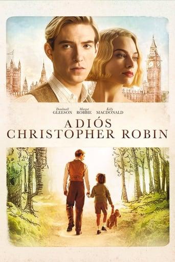 Poster of Adiós Christopher Robin