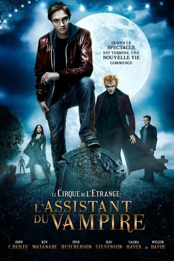 Poster of Cirque du Freak: The Vampire's Assistant