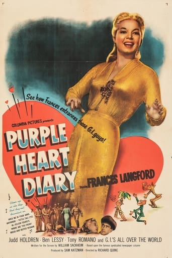 Poster of Purple Heart Diary