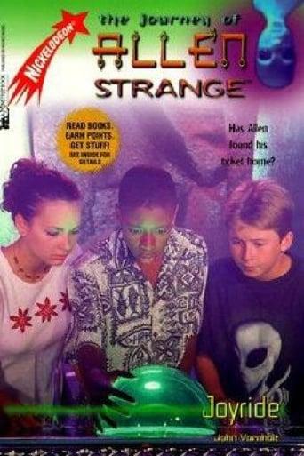 Poster of The Journey of Allen Strange
