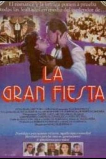Poster of La gran fiesta
