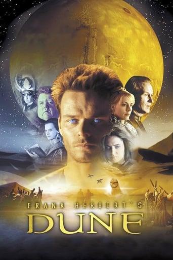 Poster of Frank Herbert's Dune
