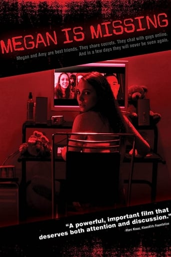 Poster of Megan Is Missing
