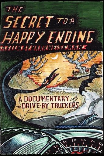 Poster of Drive-By Truckers: The Secret to a Happy Ending