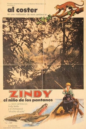 Poster of Zindy, the Swamp Boy