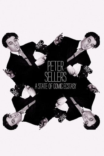 Poster of Peter Sellers: A State of Comic Ecstasy