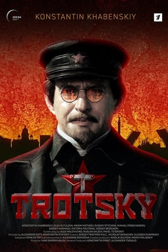 Poster of Trotsky