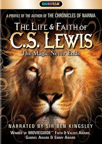 Poster of The Life and Faith of CS Lewis