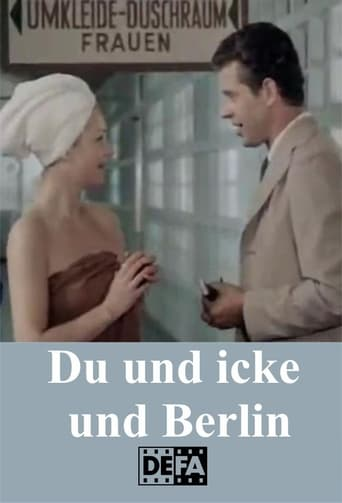 Poster of You and Nothing and Berlin